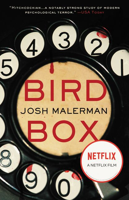 Book Review: Blindfolded By Bird Box (Just One Peek  JUST